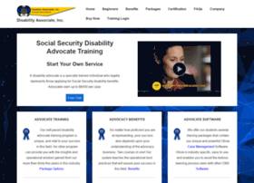 disabilityadvocatetraining.com