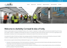 disabilitycornwall.org.uk