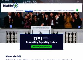 disabilityequalityindex.org