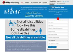 disabilitygroupcanada.com