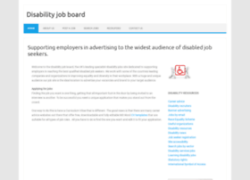 disabilityjobboard.com