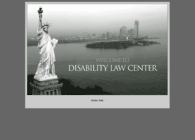 disabilitylawcenter.com