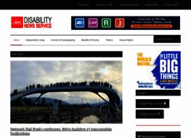 disabilitynewsservice.com