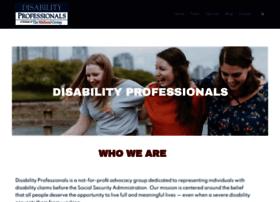 disabilitypros.org