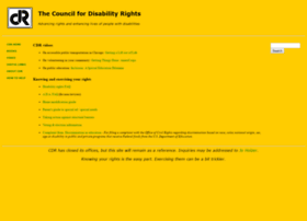 disabilityrights.org