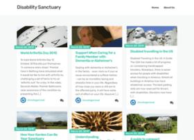 disabilitysanctuary.com