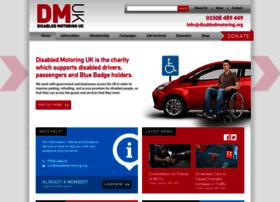 disabledmotoring.org