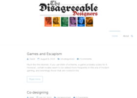 disagreeabledesigners.co.uk