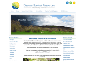 disaster-survival-resources.com