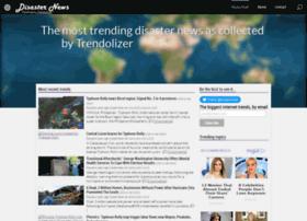 disaster.trendolizer.com