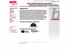 disastergovernance.net