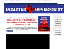 disastergovernment.com