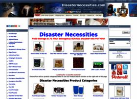 disasternecessities.com