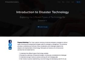 disasternetacademy.usefedora.com