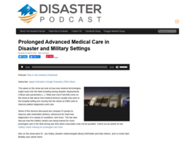 disasterpodcast.com