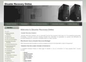 disasterrecoveryonline.co.uk