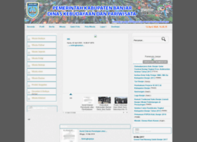 disbudparpora.banjarkab.go.id