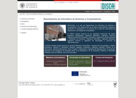 disca.upv.es