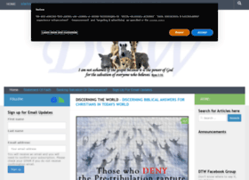 discerningtheworld.com