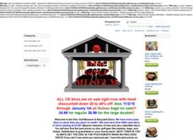 discgolfmuseum.com