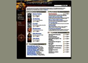 discipleshiplibrary.com