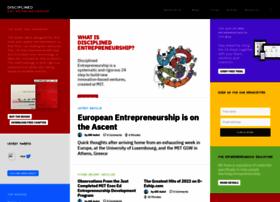 disciplinedentrepreneurship.com