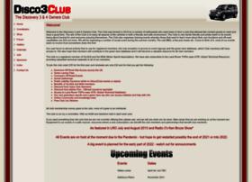 disco3club.co.uk