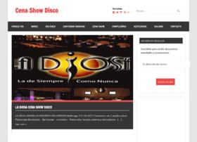 discocenashow.com.ar