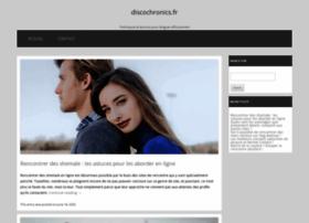 discochronics.fr
