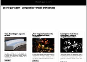 discotequeros.com