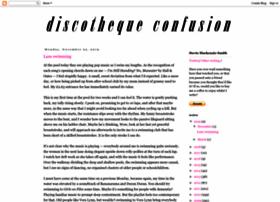 discothequeconfusion.blogspot.com