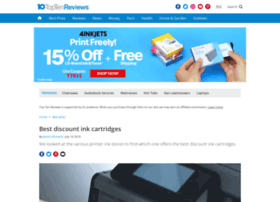 discount-ink-cartridges-stores-review.toptenreviews.com