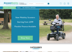 discount-mobility.co.uk
