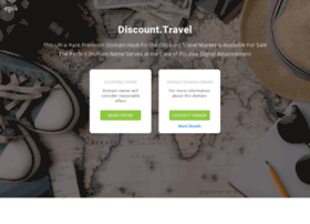 discount.travel