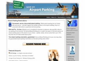 discountairportparking.net