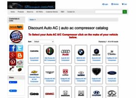 discountautoac-compressorparts.com