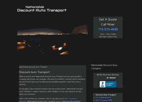 discountautotransport.com