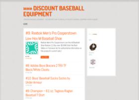 discountbaseballequipment.wordpress.com