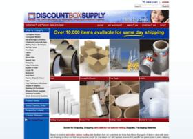 discountboxsupply.com