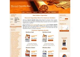 discountcigarettesbox.net