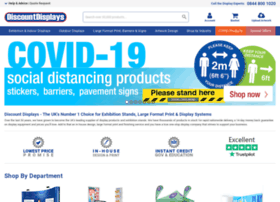 Discountdisplays-express.co.uk
