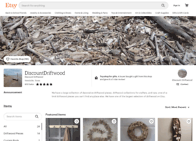discountdriftwood.com