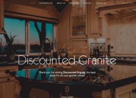 discountedgranite.com
