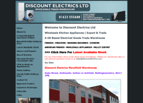 discountelectrics.com