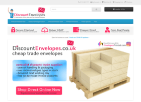 Discountenvelopes.co.uk