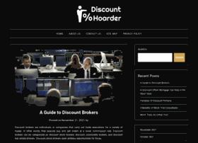 discounthoarder.com