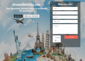 discountholidays.com
