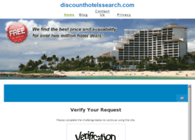discounthotelssearch.com