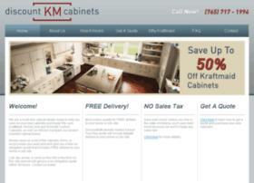 discountkmcabinets.com