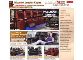 discountleatherchair.com